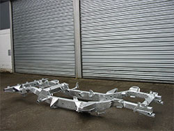 Galvanized Chassis Replacement